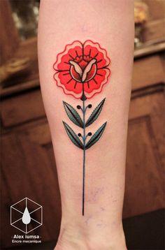 fleur de points