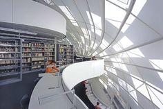 Biblioteca de Filología de la Universidad Libre de Berlín - Alemania