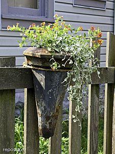 Vintage Planters :: Courtney's clipboard on Hometalk :: Hometalk