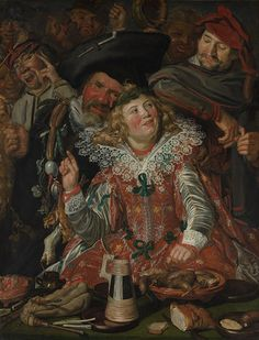 Frans Hals Shrovetide Revellers art painting for sale; Shop your favorite Frans Hals Shrovetide Revellers painting on canvas or frame at discount price. Canvas Art For Sale, Canvas Art Prints, Oil On Canvas, Canvas Paintings, Johannes Vermeer, Rembrandt, Metropolitan Museum, Dutch Golden Age, Baroque Art