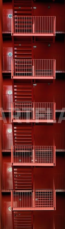 """""""Escalera MVRDV"""" Photography art prints and posters by Pablo Vicens https://www.facebook.com/Arquiclick ."""