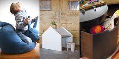 Playroom furniture ideas