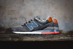 NEW BALANCE 996 (GREY/NAVY)