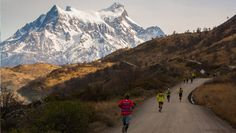 Patagonian International Marathon | Running in and for Patagonia (Chile)