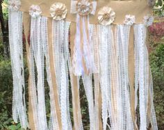 1pc Wedding decoration country  Rustic home by handmadesupplyer
