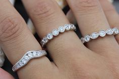 A Piece That Will Be Forever Should Have Weddingband Add Some Extra Sparkle