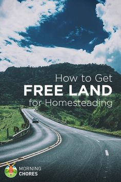 Can you believe it? You can get 100% free lands in the US even in this 21st century. Make sure to read this if you want to start homesteading.