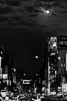 新宿物語 , Shinjuku Story   Silence of Silence