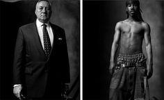 'Creados iguales': un fotógrafo revela los contrastes de la sociedad estadounidense