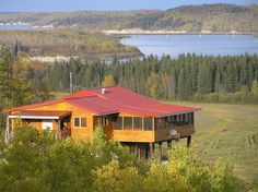 The Outerbanks - Saskatchewan accommodation - Saskatchewan tourism