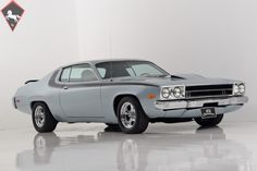 Plymouth Satellite 2D Coupe 1973 Coupé For sale - ClassicDigest