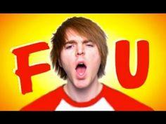 """F**K UP"" MUSIC VIDEO by SHANE DAWSON. I love you shane!!!!"