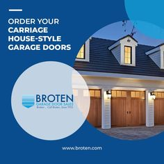 Wood Garage Doors, Carriage House, Layering, Florida, House Styles, Beautiful, Wooden Garage Doors, The Florida, Squad