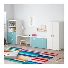 IKEA offers everything from living room furniture to mattresses and bedroom furniture so that you can design your life at home. Check out our furniture and home furnishings! Ikea Kids Room, Kids Bedroom, Playroom Storage, Ikea Kids Storage, Toy Storage, Toy Rooms, Big Girl Rooms, Kids Decor, Home Decor