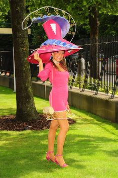 Fashion Police Files - Royal Ascot 2011