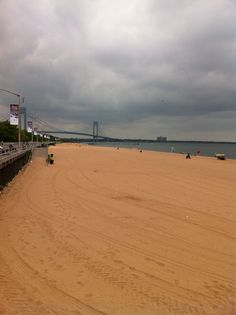 Further along on Staten Island, other side of the Verrazano-Narrows Bridge.