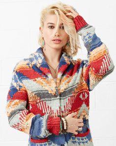 Cotton-Blend Shawl Cardigan - Cardigans & Sweater Coats  Sweaters - RalphLauren.com