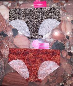 8c29d2f7d2a NWT  30 Commando Seamless Cheetah Panther Print Full Bikini Panties Women s   Commando  Bikinis
