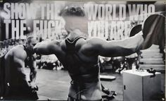 DLB, super motivating. Just love this <3
