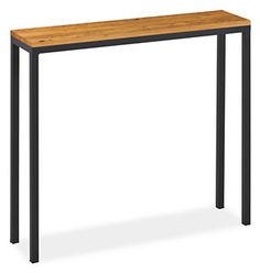 Narrow Console   Modern console tables, Consoles and Console tables