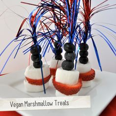 fourth of july vegan recipes