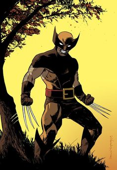 Wolverine, clearly