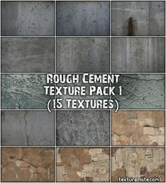 Free Texture Pack for Commercial Use - Rough Cement 1 Photoshop, Lightroom, Cement Texture, Great Backgrounds, Texture Packs, Article Design, Vector Graphics, Picsart, Design Elements