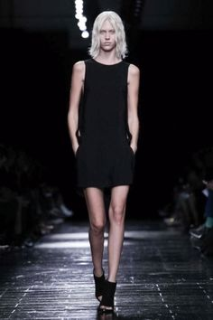 Theyskens' Theory Spring Summer Ready To Wear 2013 New York
