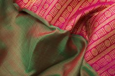 melange of colours in a kanjeevaram at parisera.com