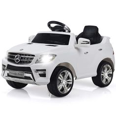Other Rc Model Vehicles & Kits Licensed 1:24 Benz M-class Ml 350 Electric Rc Radio Remote Control Vehicle Car