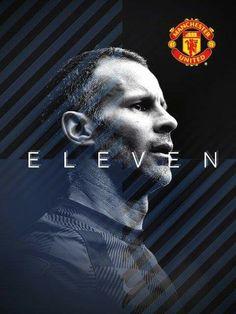 #ManchesterUnited Legends - #RyanGiggs #11