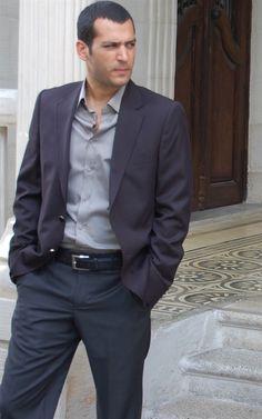 Murat Yıldırım: Annem Arapça, babam Kürtçe konuşurdu Dietas Detox, Charlie Carver, Best Series, Turkish Actors, Beard Styles, The Man, Gentleman, How To Look Better, Suit Jacket