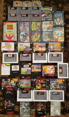 Lot of DC SNES GC and N64 games  #retrogaming #HotDC  great collection with Shenmue Grandia 2 Skies of Arcadia Sonic Adventure 2 Power Stone 2 Jet Grind Radio and some SNES N64 and GC games. Very good price atm.