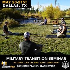 Keynote Speaker Sean Silvera  owner of @baptisteyoga  and on the board of directors @veteransyogaproject shares on Veteran Yoga and the Mind Body Connection at the @raiderproject @gallantfew Military Transition Seminar in Dallas, TX May 20-21st. Register NOW ***LINK IN PROFILE *** #yoga #veteranyoga #baptisteyoga #combatyoga #growth #healing  #militarytransition #veterantransition #raiderproject #gallantfew #veteransupport @raiderproject @gallantfew