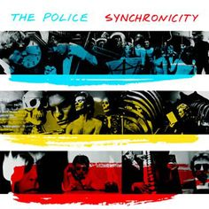 The Police: Synchronicity Album Cover Parodies. A list of all the groups that have released album covers that look like the The Police Synchronicity album. Famous Album Covers, Classic Album Covers, Cool Album Covers, Music Covers, Lps, No Wave, Lp Album, Lp Cover, Cover Art