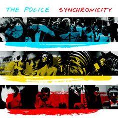 """The Police """"Synchronicity"""" (1983) - de los discos que más escuché en los 80"""