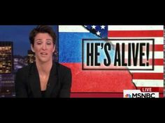 Rachel Maddow Perfectly Explains Why The People Will Have To Bring Down Trump Themselves