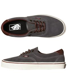 SURFSTITCH - FOOTWEAR - MENS FOOTWEAR - SNEAKERS - VANS ERA 59 SHOE - PEWTER FUDGESICLE
