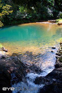 El Charco Azul, Patillas.... Puerto rico