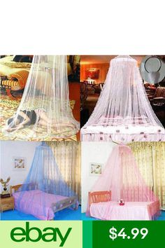 Canopies & Netting Girls Home Travel Round Bed Net Dome Netting Canopy Mosquito Insect Bedroom Net & Garden Bed Tent Ikea, Kids Bed Canopy, Bed Canopies, Lace Bedding, Lace Curtains, Princess Canopy Bed, Princess Room, Mosquito Net Bed, Bed Net