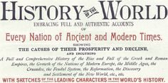 Free World History Educational Materials http://www.studenthandouts.com/worldhistory.htm