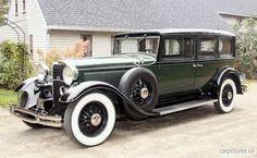 1931 Lincoln Model K 7-Passenger Limousine by Murray