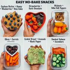 Because you guys know I love my snacks! 😋 Check out these fun ideas & click the link in profile to snag a copy of my 101 Healthy Snacks…