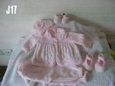 pale pink pram set to fit 3 months