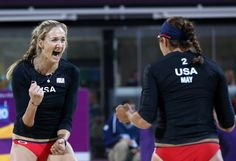 Beach Volleyball USA - Walsh & May
