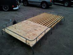 Built This Wood Roof Rack For 50 Bucks Wooden Roof Rack
