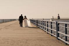 The Wedding Story of... Sarah & Bill Weidner | WeddingDay Magazine