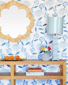 Rattan Stool, Benjamin Moore Colors, Makati, Find Furniture, Palm Springs, House Colors, The Hamptons, Living Room, Interior Design