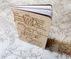 beer notebook  pocket notebook for beer nerds