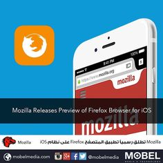 #Mozilla Releases Preview of #Firefox Browser for #iOS Link: http://mzl.la/1KdHuYA